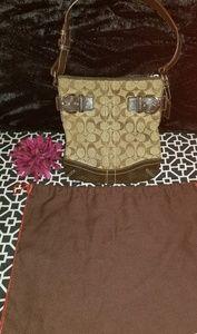 Coach Casual hand bag